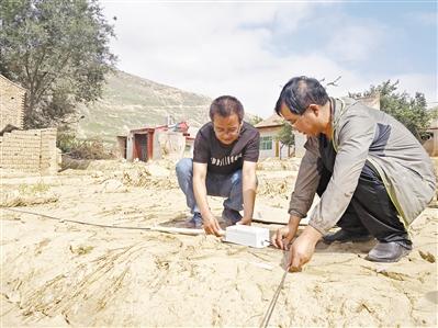 临夏州地质灾害隐患排查工作全面完成