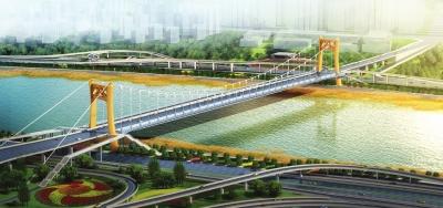 兰州西固安宁之间将再添互通式黄河大桥