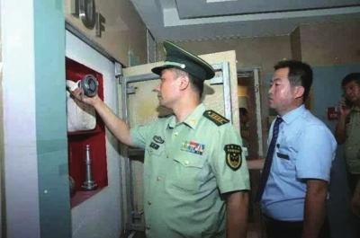 甘肃省综合治理高层建筑火灾隐患
