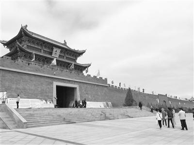 第六届骊靬文化旅游节启幕(图)