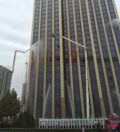 自去年以来甘肃省重拳治理高层建筑隐患 整改火灾隐患2.8万起