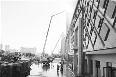 甘肃省15家高层建筑存重大火患被集中挂牌督办