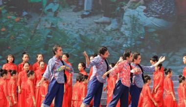 第十届陇南乞巧女儿节在西和县隆重开幕
