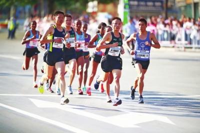 2018兰州国际马拉松赛摄影大赛获奖作品揭晓