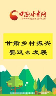 图解:甘肃乡村振兴怎么开好局起好步?书记、省长这么说