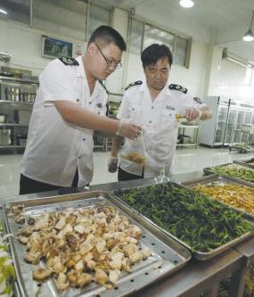 餐饮服务食品安全新规10月施行