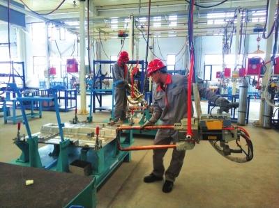 兰州新区科技引领 驱动产业发展