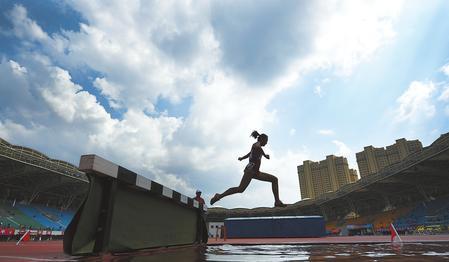 多彩省运会 健儿展风采 ——第十四届省运会掠影