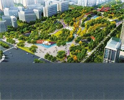 兰州雁滩雕塑公园一期用地敲定 选址高新区雁滩园区 占地56.66亩