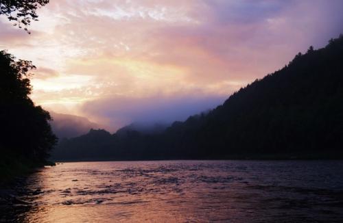 河流开始的地方