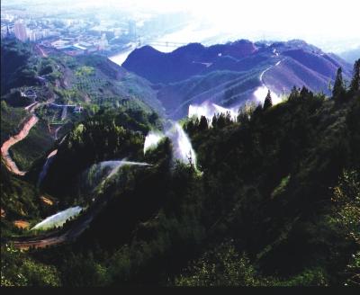 兰州:建设12大景区 打造多彩两山(图)