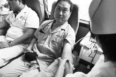 《献血法》实施二十年丨兰州市第一人民医院医务工作者的光荣与梦想