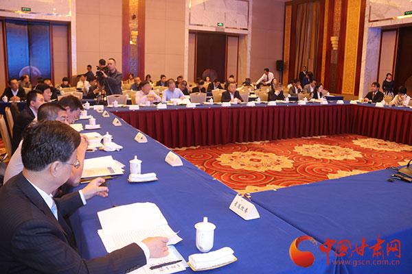 甘肃与日本经贸合作座谈会在兰举行(图)