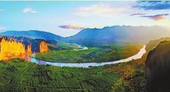 【印象陇原】甘肃地质公园 高山峡谷中的秘境(组图)
