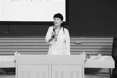 【教师节】兰州二中化学老师吕晓燕:爱上课,爱看学生投入听课的样子