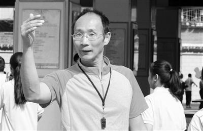 【教师节】兰州市外国语学校体育老师张斌:挺直腰背 站稳脚跟 因为我是一名体育教师