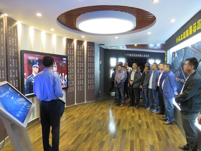 定西岷县:警示教育成为新提拔干部必修课