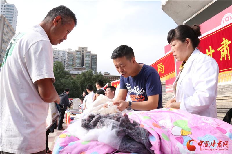 """2018年甘肃省""""质量月""""活动启动 吃穿问题仍是焦点 (图)"""
