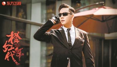 陈伟霆直言不拒绝偶像标签 每部戏都用心去演