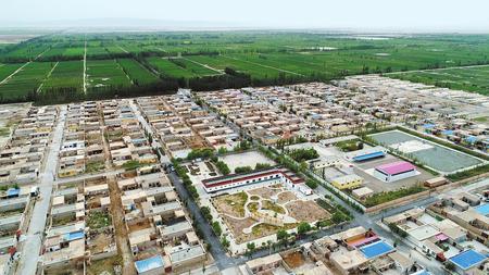 十年建成新家园 ——瓜州县广至藏族乡移民的幸福生活