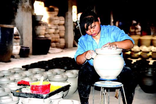 平川陶瓷小镇:驻足流连 岁月留痕