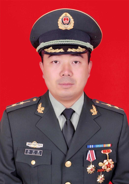 """""""陇原十大消防卫士""""候选人 马万隆先进事迹"""