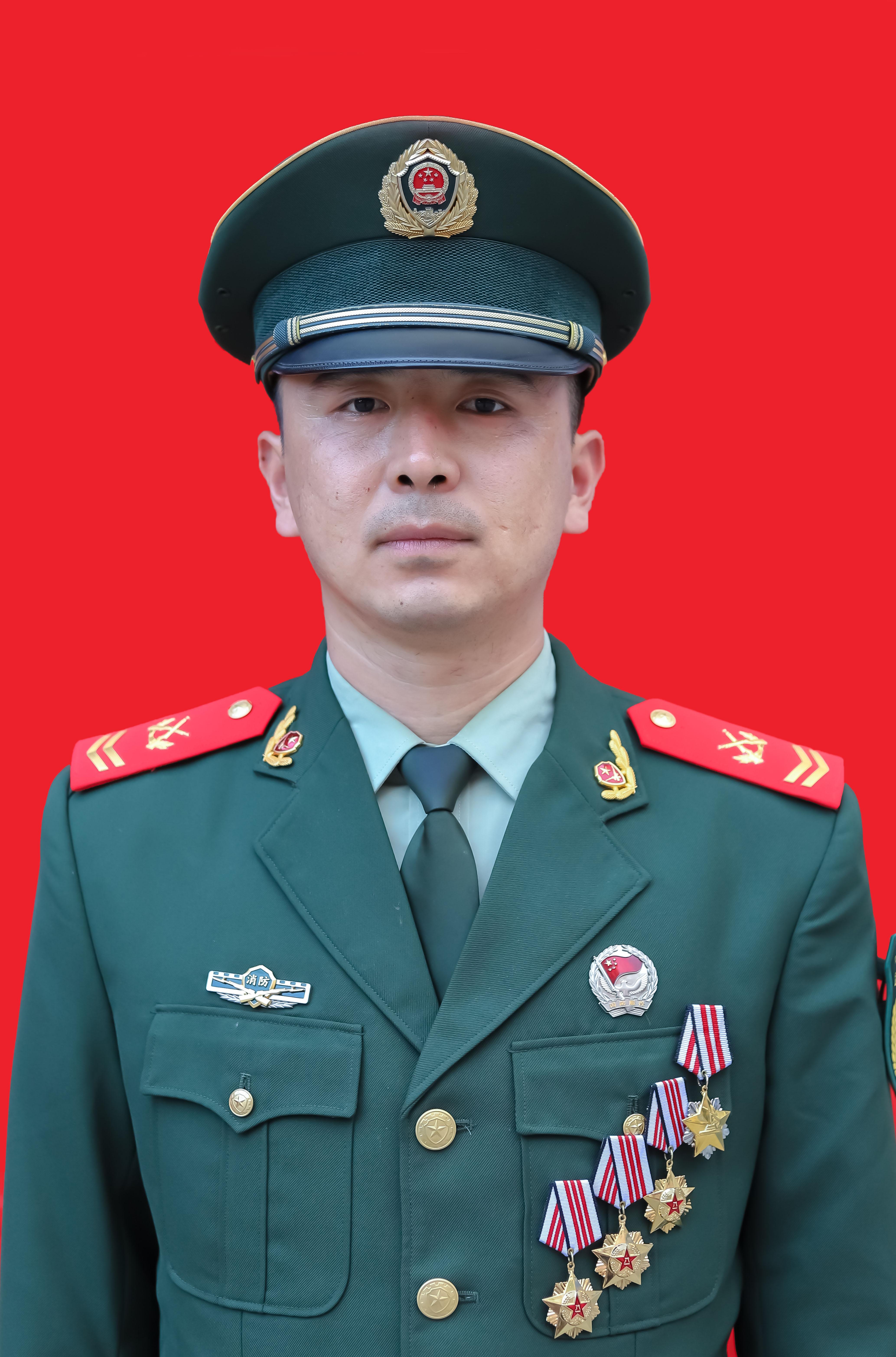 """""""陇原十大消防卫士""""候选人 樊国元先进事迹"""