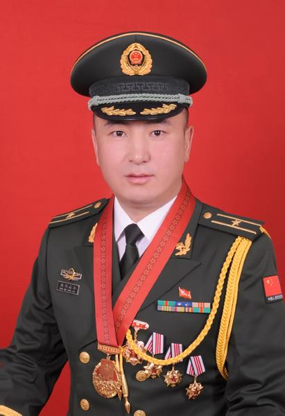 """""""陇原十大消防卫士""""候选人 班玛南加先进事迹"""