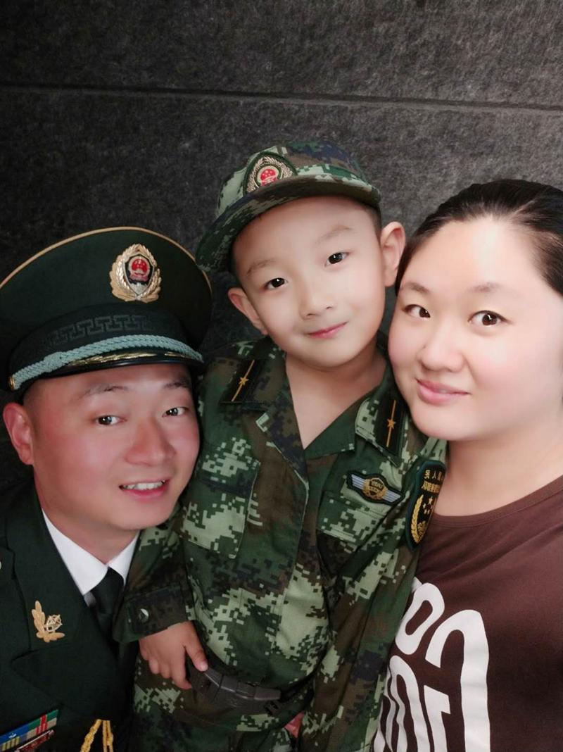 """""""陇原十佳消防警嫂""""候选人——杜梅杰"""