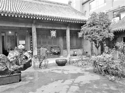 天水胡氏民居北宅子正式移交天水市博物馆管理