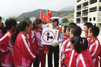 兰州中小学校园安全演练观摩活动举行