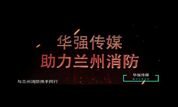 """""""119""""消防奖先进集体—华强传媒广告有限公司"""