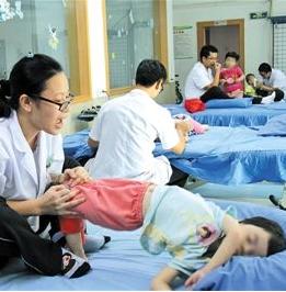 甘肃省将对残疾儿童实施康复救助