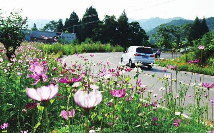 """张掖市民乐被评为全国""""四好农村路""""示范县"""