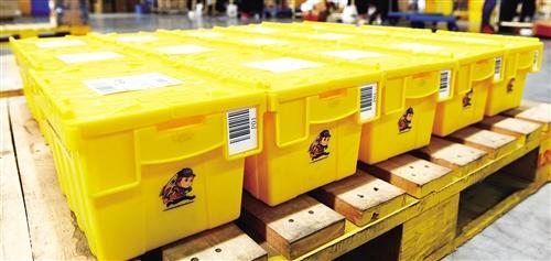 快递垃圾增量已占垃圾增量90% 快递包裹减负势在必行