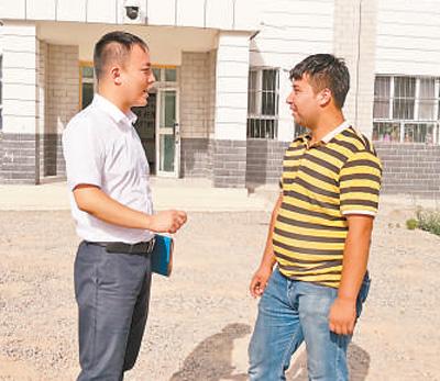 中南大学博士毕业生金冠华——把根扎在南疆大地上