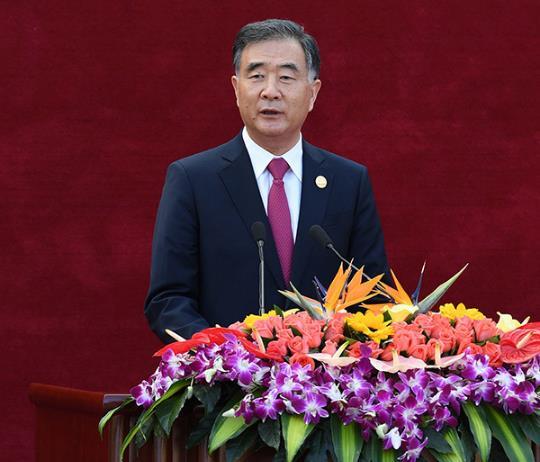 宁夏回族自治区成立60周年庆祝大会隆重举行