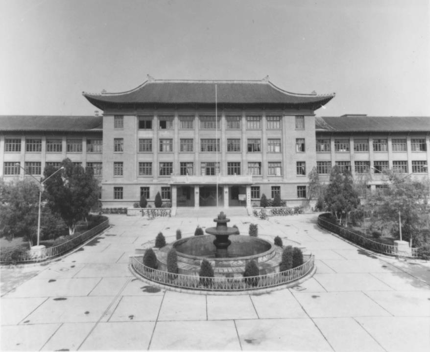 甘肃中医药大学校园映像