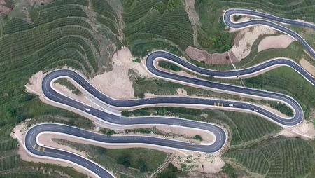 定西陇西:农村公路为百姓致富保驾护航(图)