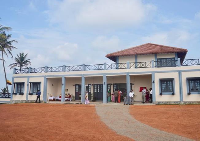 中科院首个境外海洋观测平台在斯里兰卡启用