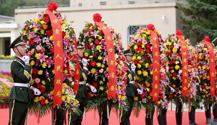 【小陇画报】今天,我们以国之名向烈士致敬(69期)