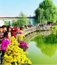 国庆假期1770万人游甘肃