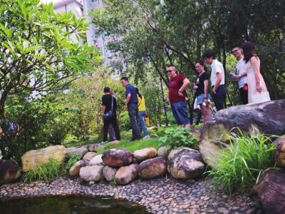 兰州市安宁区组织市民代表赴广州参观地下净水厂    打消顾虑力争支持推进污水处理创新改造