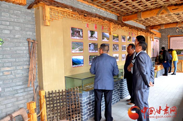 """陇南康县文化遗产""""历史再现""""工程提升美丽乡村文化内涵"""