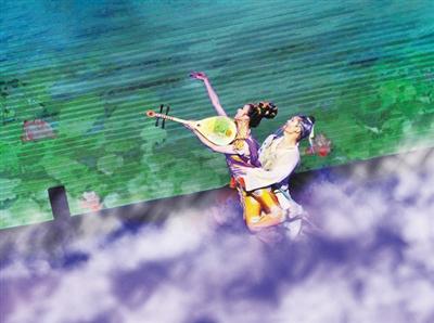 舞剧《丝路花雨》赴悉尼等三城市巡演受热捧