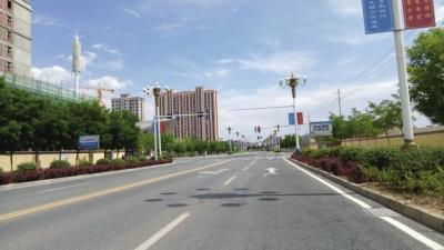 从一个十字两条街到十里繁华宜居地——兰州市皋兰县东扩南展扮靓城市惠及民生