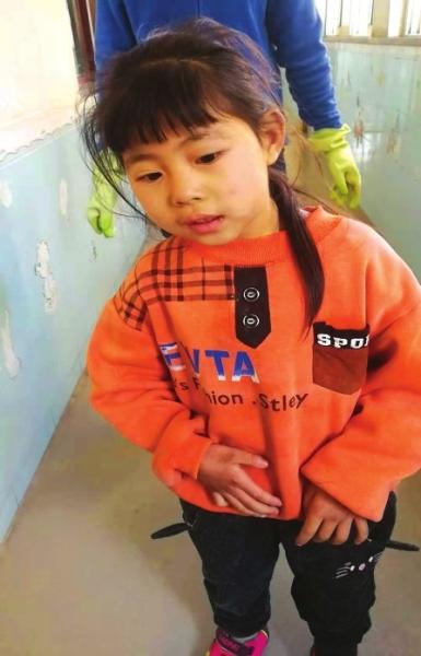意彩龙虎和一小女孩走失好几天了 各人一同帮帮她