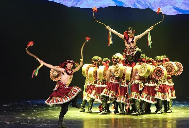 北京国际青少年艺术周开幕