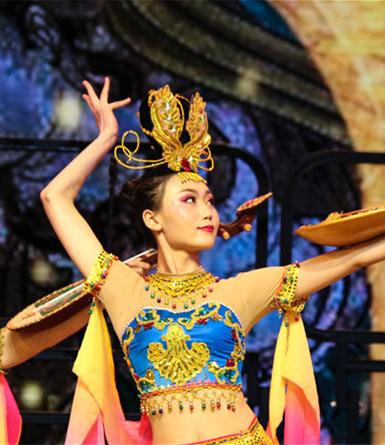 甘肃省城举办重阳敬老文艺联欢活动