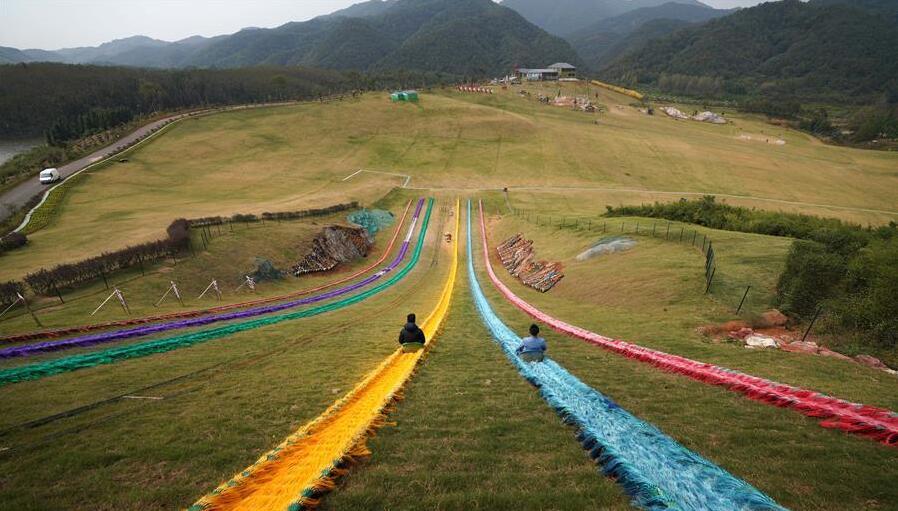 江西彭泽:农旅结合 助力扶贫